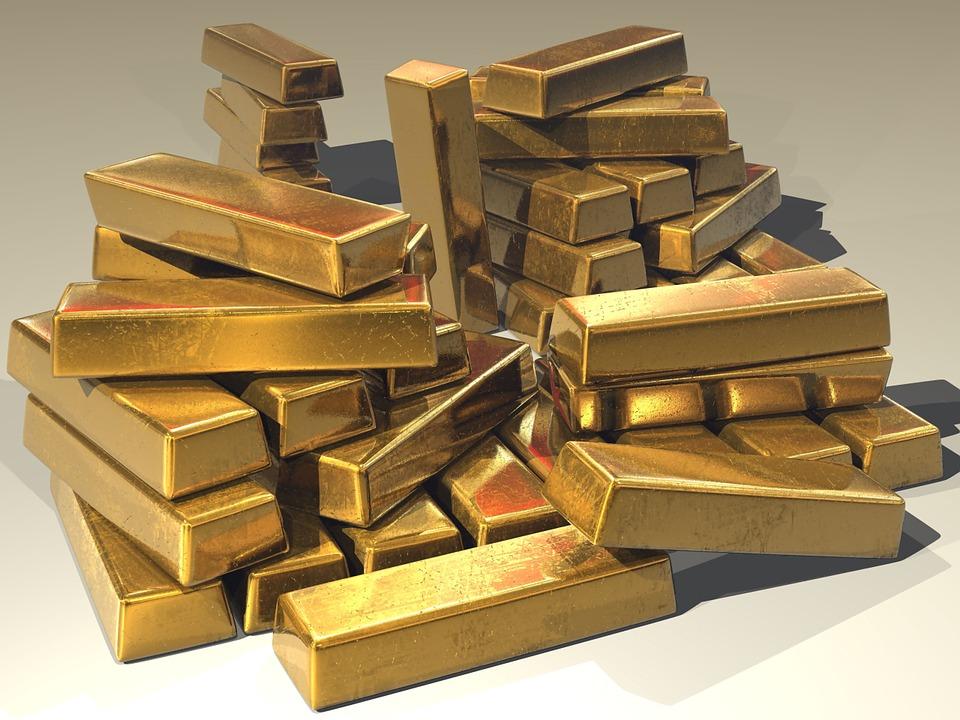 Az aranyékszerek kényelmesen elérhetőek